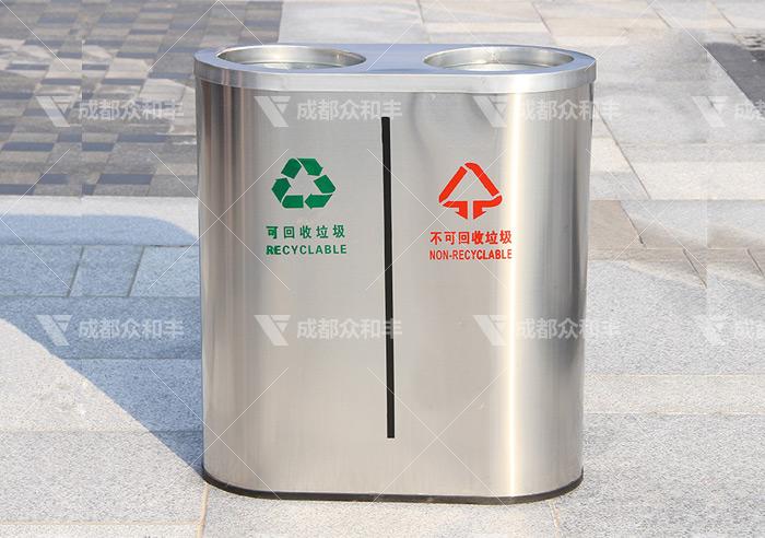 为城市美丽做贡献的成都垃圾桶厂家