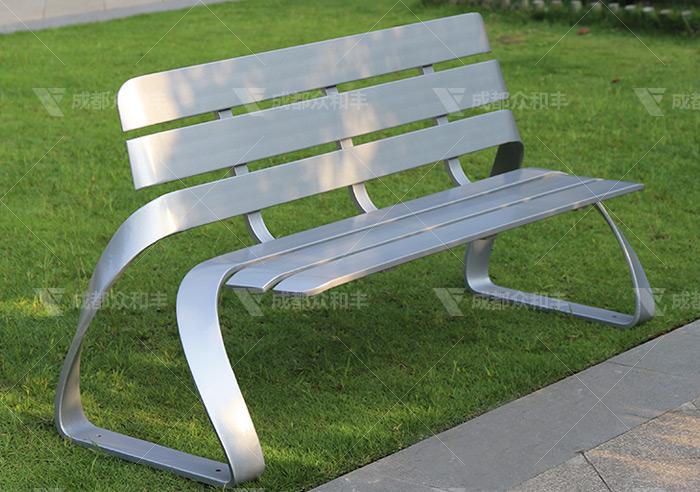 成都室外步行街休闲公园椅Y-18246