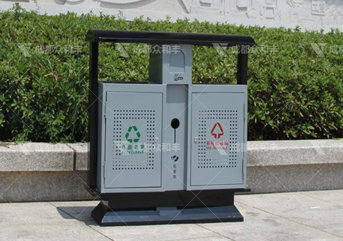 环卫垃圾桶给城市带来了什么改变