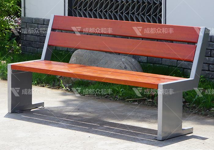 成都室外休闲公园椅厂家报价方案
